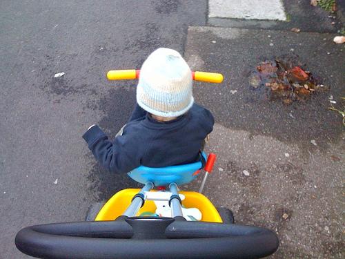 trike ride